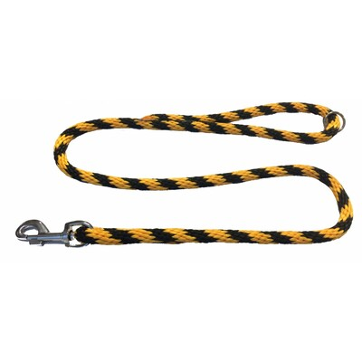 Leash round braided rope